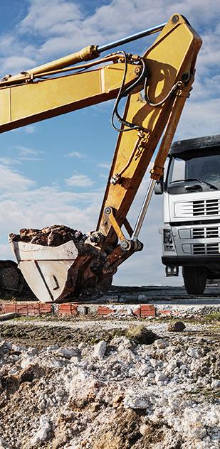 Contact Steve Davis Excavating
